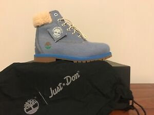 New Just Don Timberland Juniors Boots 6.5Y TB0A1UXT