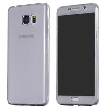 360° Full Body Silicone Phone Case Cover For GALAXY S7 Edge S8 S9 Plus A6/8 J7