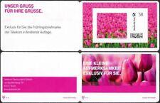 Portocard Marke Individuell Deutsche Telekom 58 Cent Frühling **