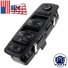 Window Power Switch Front Left Driver Side 68110866AA For Dodge Ram 1500 2013-15