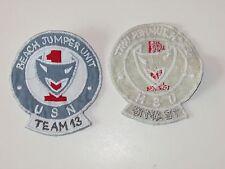 b8235 Vietnam US Navy Beach Jumper Unit 1 team 13 IR25E