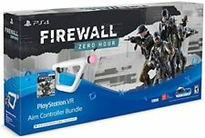 Firewall Zero Hour Playstation VR Aim Controller Bundle Gaming PS4 ohne Spiel