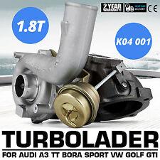Pop Turbolader für K04 001 Audi A3 Sport VW Golf  1.8T K03 53049500001 CC