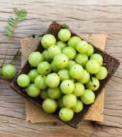 Pure Organic Amla fruit Powder   Emblica officinalis   Indian Gooseberry