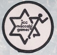 JCC Maccabi Games Patch - Jewish Community Center