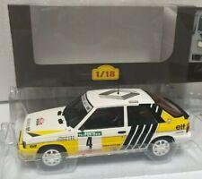Renault 11 Turbo ixo Rally Ragnotti Portugal 1/18