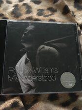 Robbie Williams: Misunderstood CD Single