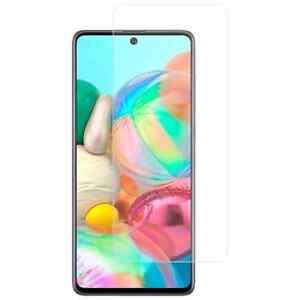 2x Panzerfolie Samsung Galaxy A51 Schutzfolie Verbund-Display-glas Echt Hart 9H