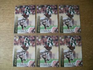 LE'VEON BELL 2013 Upper Deck Star #82 Rookie lot of 10 Steelers RC, Michigan