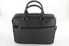 New Authentic Christian Dior Attache Case Laptop Pc Bag Men's Briefcase/Attache