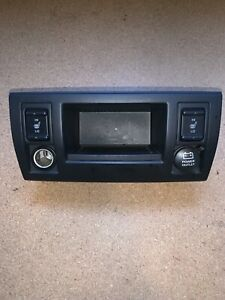 1999-2004 JEEP GRAND CHEROKEE POWER OUTLET + COIN TRAY OEM HS 02 03 04