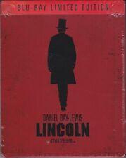 Blu-ray SteelBook LINCOLN di Steven Spielberg Ltd nuovo 2013