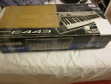Yamaha Digital Keyboard Piano PSR-E443 New Condition in Original Box