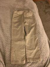 Vineyard Vines Boys Tan Khaki Pants Size Size 7 Adjustable