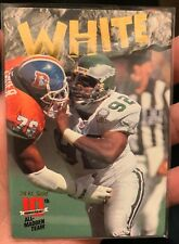 1993 Action Packed 24 Kt. Gold Reggie White 12G FREE SHIPPING