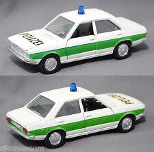Schuco 26-5634 Audi 80 GL POLIZEI, Modell 1972-1976, 1:43