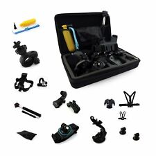 Outdoor Sports Travel Accessory Bundle Kit Set Pack for GoPro HD Hero 7 6 5 4 3
