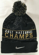 Nike Alabama Crimson Tide 2017 National Champs Beanie Winter Hat Football NEW