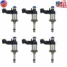 6pcs Genuine OEM Fuel Injectors 12663380 for Buick Chevy GMC V6 3.6L 2012-2017