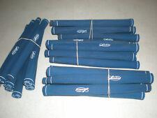 NEW OLD STOCK Lamkin Blue Standard Size Golf Club Grips - Set of 8