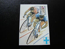 FRANCE -  carte 27/7/1972 (cyclisme) (cy47) french