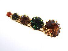 Unbranded Rhinestone Vintage Costume Jewellery (1960s)