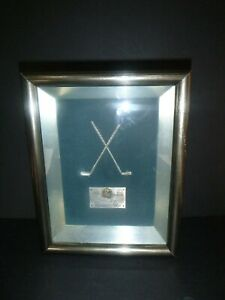 Vintage PGA Inverrary Country Club Jackie Gleason Classic Pro Am Trophy Plaque