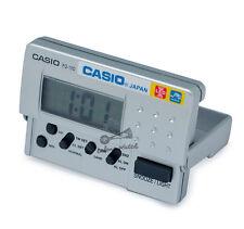 -Casio PQ10D-8R Digtal Clock Brand New & 100% Authentic