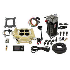 FiTech Fuel Injection System Kit 32205; Easy Street EFI & Command Center 2 600HP