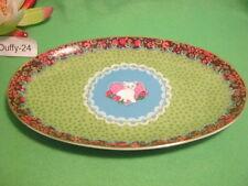 Platte oval 25,5 cm Sweet Cat Eva Maria Nitsche von Goebel