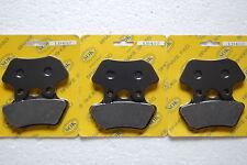 FRONT REAR BRAKE PADS fits HARLEY DAVIDSONElectraGlide 05-07 FLHT FLHTC FLHTCUi
