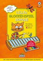 Lillis Glockenspiel-Schule - mit CD - Spielend leicht Glockenspiel lernen ab 4 J