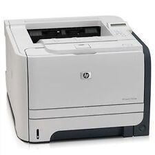 HP LaserJet P2055DN Laserdrucker mit Duplex Netzwerk mit gebrauchtem Toner