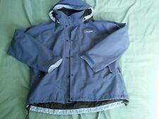 Berghaus gore tex jacket size 14 walking hiking camping stylish fold away hood