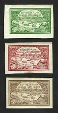 Russia 1921 Volga Famine Issue … scarce Type 2 (filled chimney) … MNH **