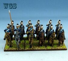 15mm Franco - Prussian War WGS painted Prussian Bavarian Cavalry Cheveau Leger