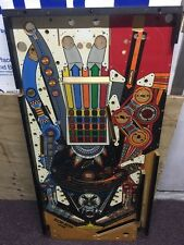 Pinbot Williams Pinball Machine Playfield RARE COIN OPERATED