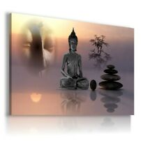 GAUTAMA BUDDHA INDIA SUNSET CANVAS WALL ART PICTURE WS182  NO FRAME-ROLLED