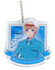 keychain strap accessory Hetalia Axis Powers world twinkle anime Finland