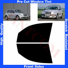 Pre Cut Window Tint Chrysler PT Cruizer 5 Doors 2000-2010 Front Sides Any Shade