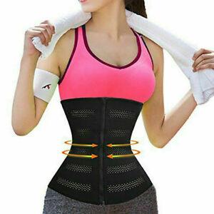 Corset Waist Trainer Slimming Body Shaper Shapewear Underbust Cincher Tummy Belt