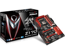 MB ASROCK Fatal1ty Z170 Gaming K4/D3 SOCKET 1151 +RAM G.SKILL 8GB CL9 1866 WIN10