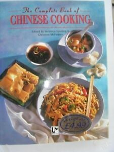 The Complete Book of Chinese Cooking By Veronica Sperling,Christine McFadden