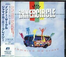 Inner Circle - Jamaika Me Crazy - Japan CD+2BONUS - 15Tracks