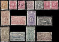 Griechenland Greece 1896 Olympische Spiele Mi# 96-107 * MH incl 97 I II KW 1500