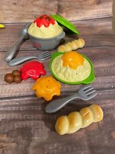 Fisher Price Fun with Food  Spaghetti and mac dinner play sets