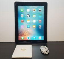 Apple iPad 2 16GB, Wi-Fi, 9.7in A1395 - Black