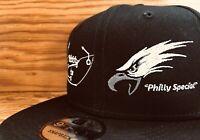 New Era Snapback Hat Philadelphia Eagles