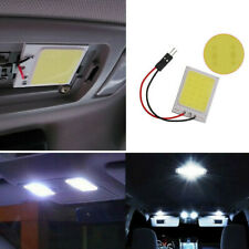 New Car Interior Panel Lights Dome Lamp Bulb 12V 48SMD COB LED T10 White Lights
