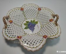 Hand-Painted ceramic Made in Portugal decorative bowl
